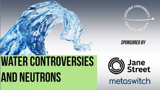 Water controversies